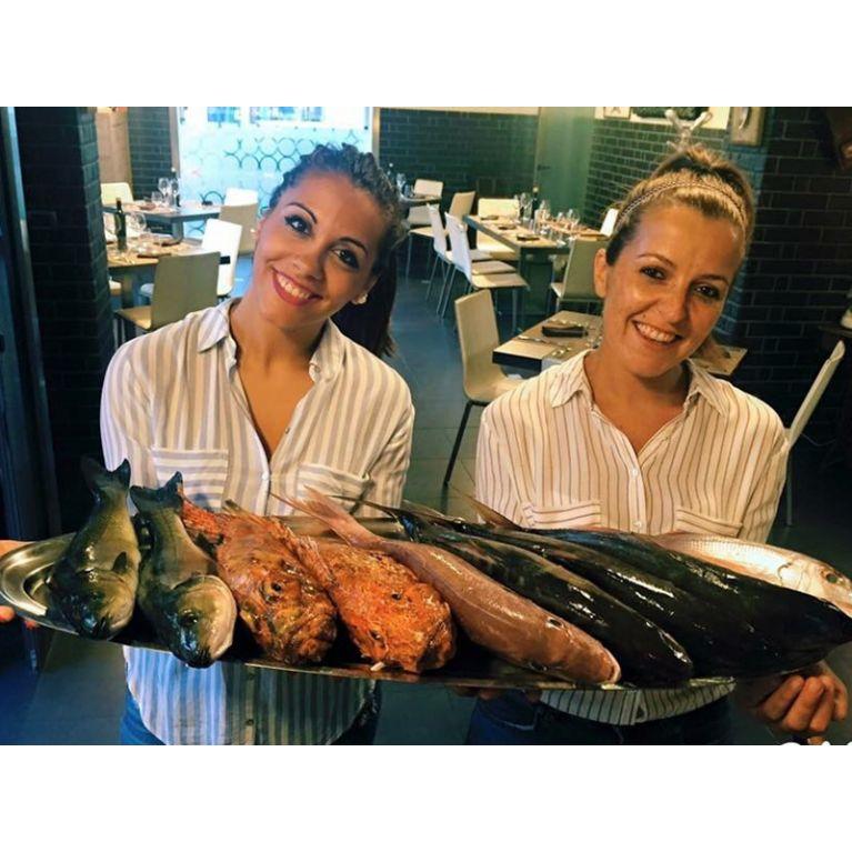 Ristorante pesce fresco Trapani Vintage Restaurant
